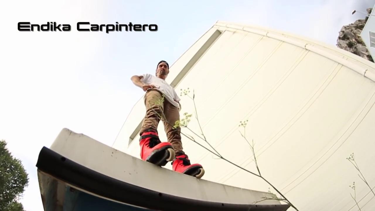 Endika Carpintero – Blading is cool – Mimaría Acción Directa