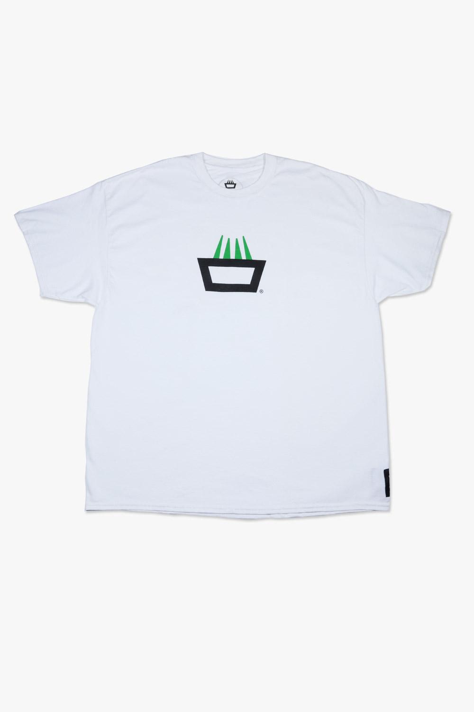 Camiseta mimaría hempworks classic color blanco