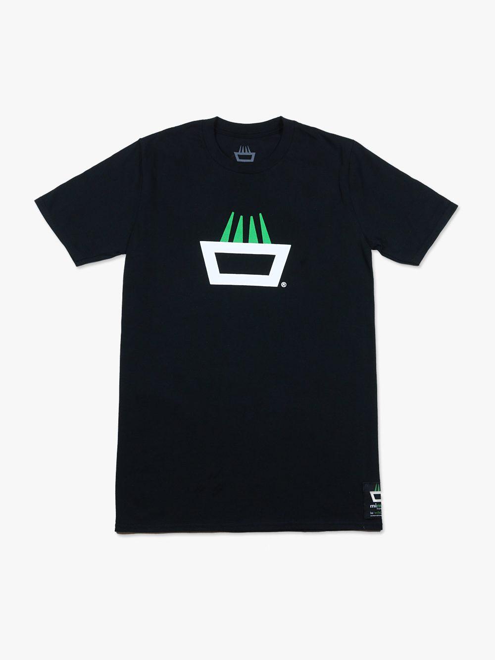 Camiseta mimaría hempworks classic color negro