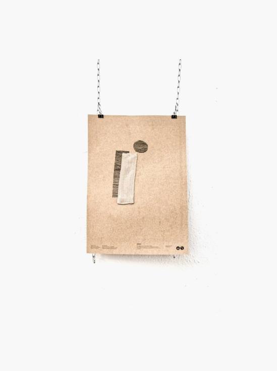 Lámina mimaría hempworks CASTRO 01 en colaboración con el artista urbano SONEK Edición limitada