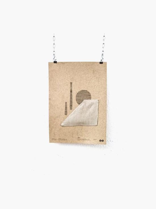 lámina mimaría hempworks CASTRO 03 en colaboración con el artista urbano SONEK Edición limitada