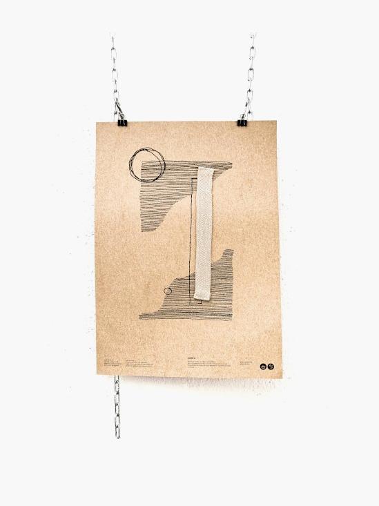 Lámina mimaría hempworks CASTRO 02 en colaboración con el artista urbano SONEK Edición limitada